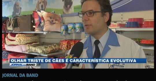 Hospital Veterinario, Pet Shop & Hotel Sena Madureira no Jornal da Band! Confira a entrevista!